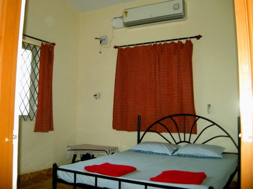 Palm Bedroom