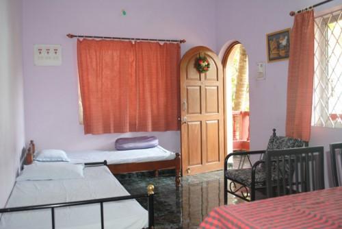Palm Hall Twin Beds